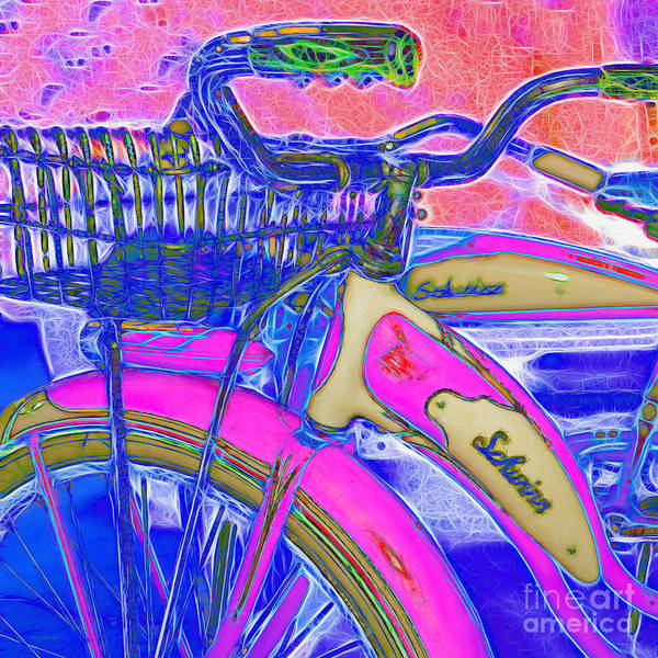 Photograph - Yesterday It Seemed Life Was So Wonderful 5d25760 Square P45 by Wingsdomain Art and Photography