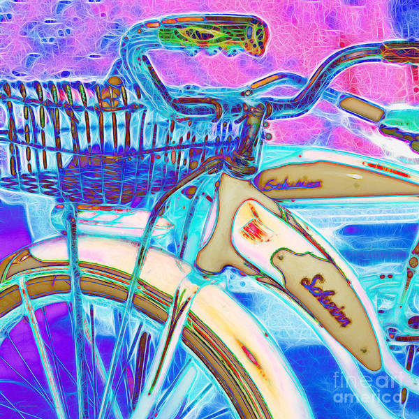 Photograph - Yesterday It Seemed Life Was So Wonderful 5d25760 Square by Wingsdomain Art and Photography