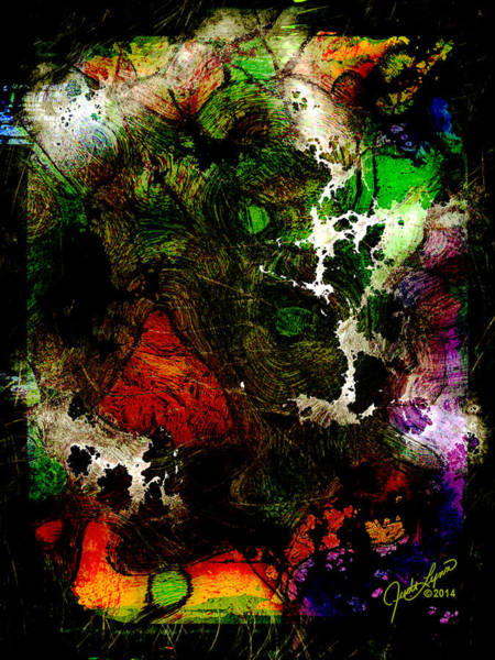 Digital Art - Synapsis by The Art Of JudiLynn