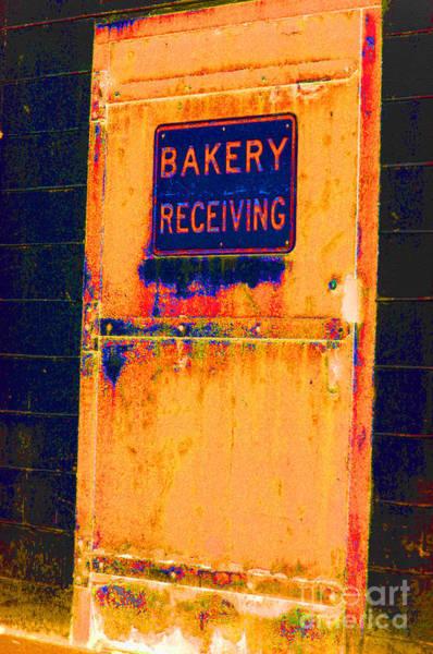Darkside Photograph - Yesterday's Bread by Christiane Hellner-OBrien