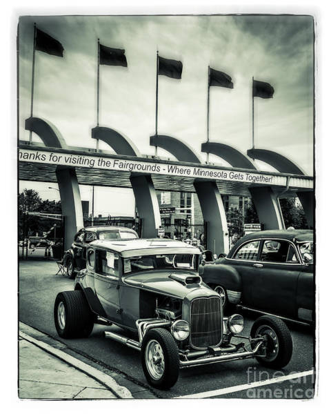 Wall Art - Photograph - Yesterdays Classic by Perry Webster
