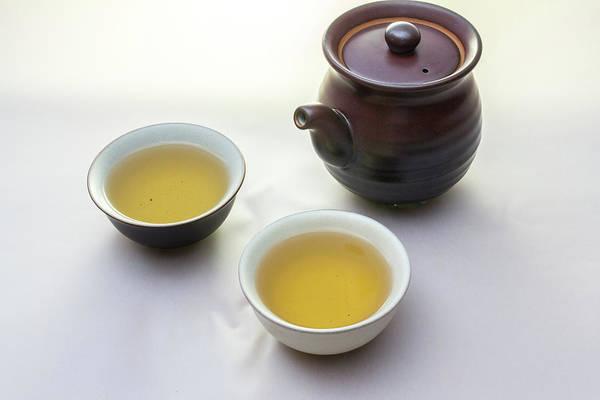 Teapot Photograph - Yin Yan And Tea by Photography By Chen-kang Liu