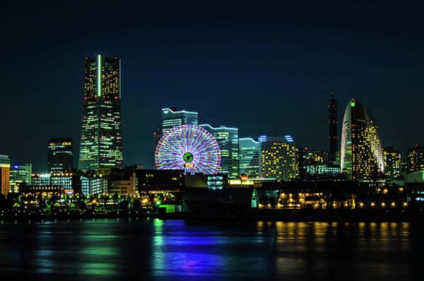 Keith Urban Wall Art - Photograph - Yokohama by Keith Angcao