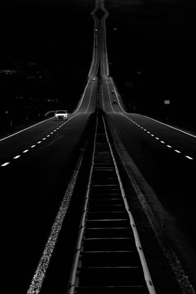 Driving Photograph - Yol by Ahmet Durmaz