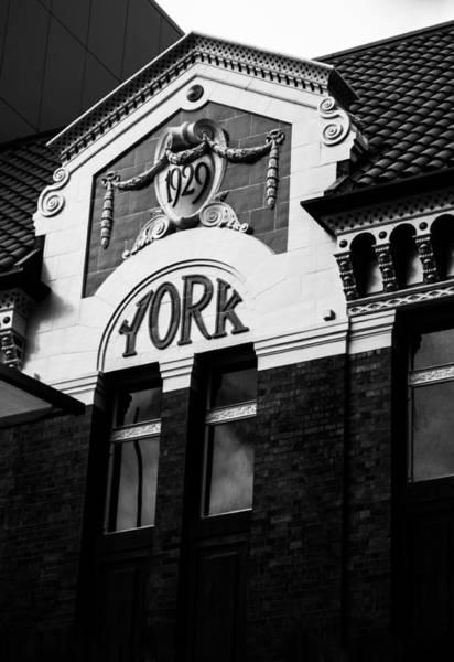 Photograph - York 1929  by Parker Cunningham