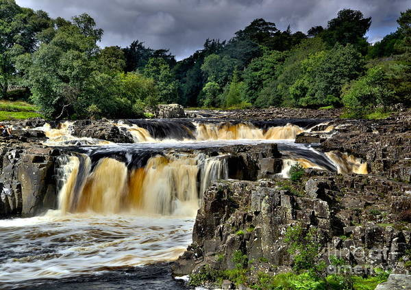 Photograph - Dales Waterfall by Martyn Arnold