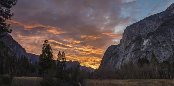 Wall Art - Photograph - Yosemite Fire by Jeremy Jensen