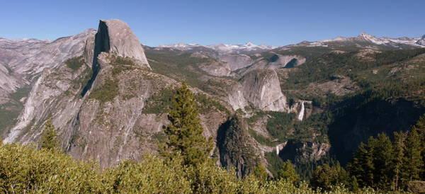 Photograph - Yosemite Half Dome  by Jeff Lowe