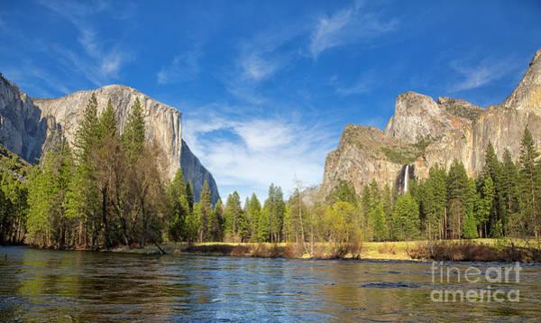 Wall Art - Photograph - Yosemite by Jane Rix