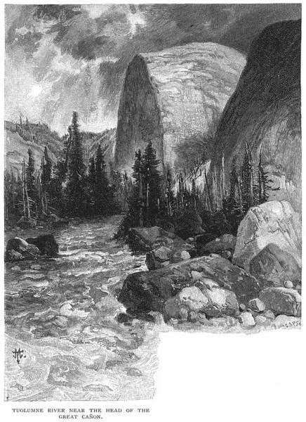 Painting - Yosemite National Park by Granger