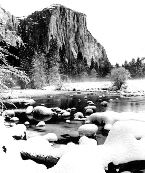 Wall Art - Photograph - Yosemite National Park by Retro Images Archive