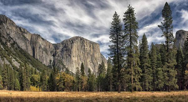 El Capitan Wall Art - Photograph - Yosemite by Robert Fawcett