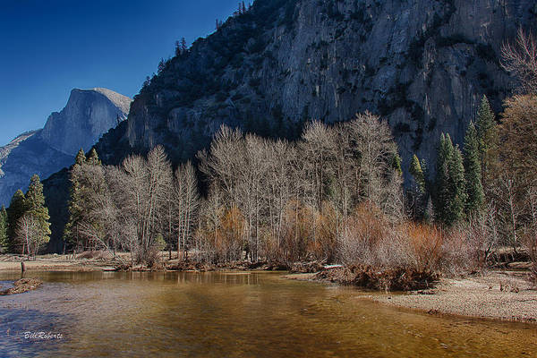 Merced River Photograph - Yosemite Scene by Bill Roberts