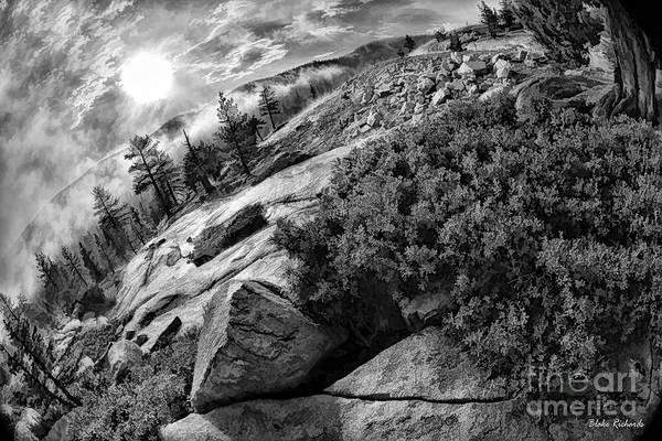 Photograph - Yosemite Sight by Blake Richards