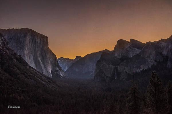Bridal Photograph - Yosemite Sunrise by Bill Roberts
