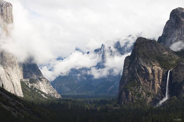 Yosemite Valley 9 Art Print