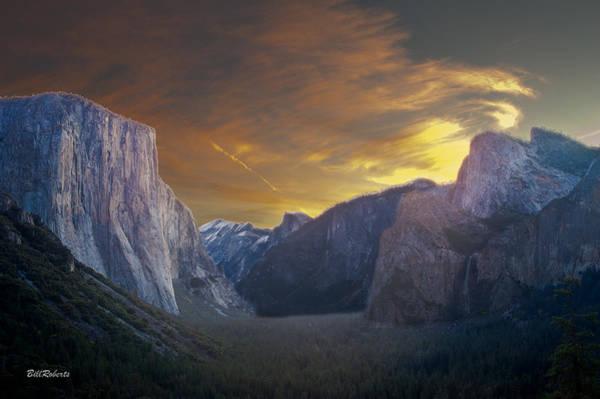 Wall Art - Photograph - Yosemite View by Bill Roberts