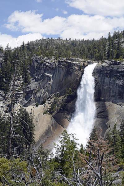 Yosemite's Nevada Fall Art Print