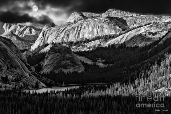 Photograph - Yosemite's Tenaya Lake by Blake Richards