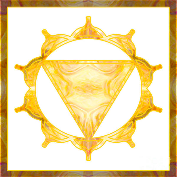 Digital Art - You Are My Sunshine Abstract Chakra Art By Omaste Witkowski  by Omaste Witkowski