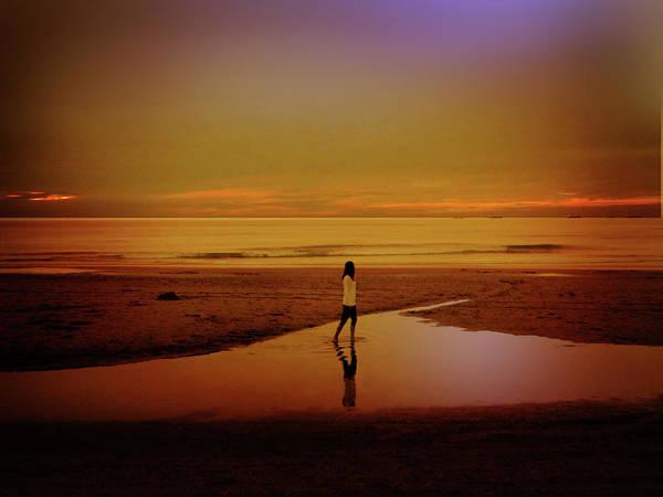 Scheveningen Photograph - You Are Not Alone by Dima Lauzzana