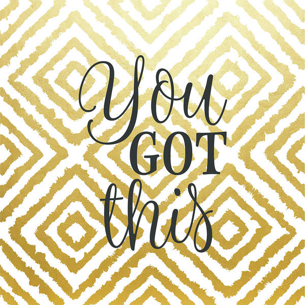 Wall Art - Painting - You Got This by Tamara Robinson