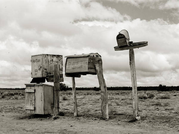 Mailbox Photograph - You Have Mail Circa 1940 by Aged Pixel