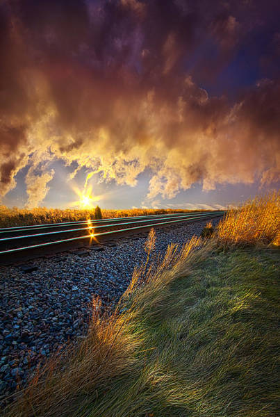 Photograph - You Will Never Walk Alone by Phil Koch