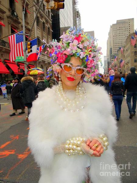 Wall Art - Photograph - Youll Be The Grandest Lady In The Easter Parade by Ed Weidman