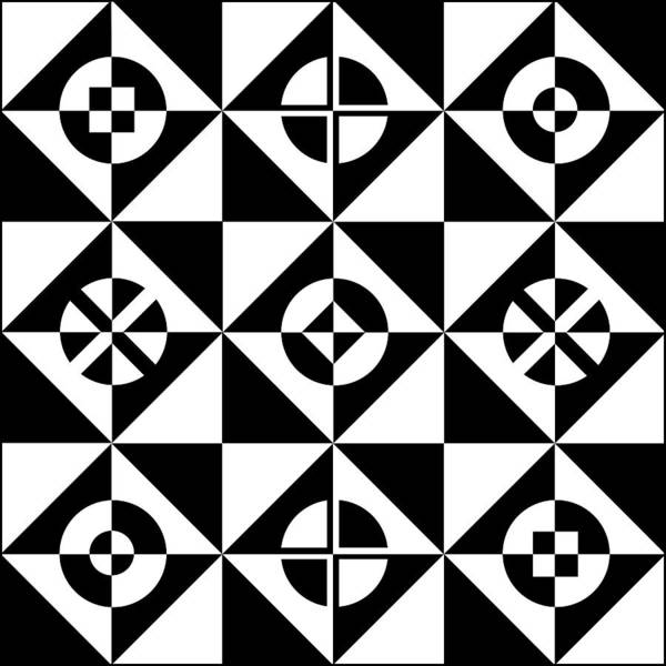 Checker Digital Art - Your Move by Mike McGlothlen