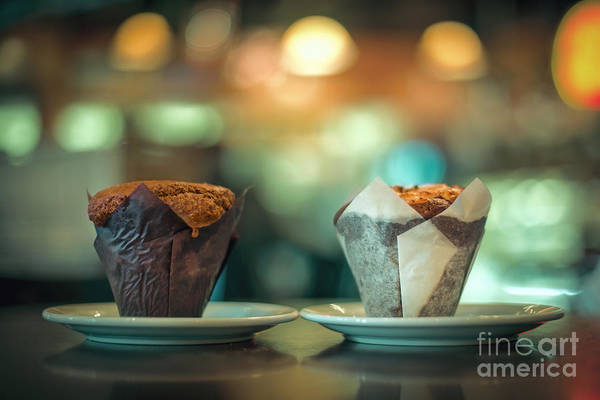 Cupcakes Photograph - Your Sweetness Is My Weakness by Evelina Kremsdorf