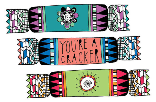 Wall Art - Photograph - Youre A Cracker by MGL Meiklejohn Graphics Licensing