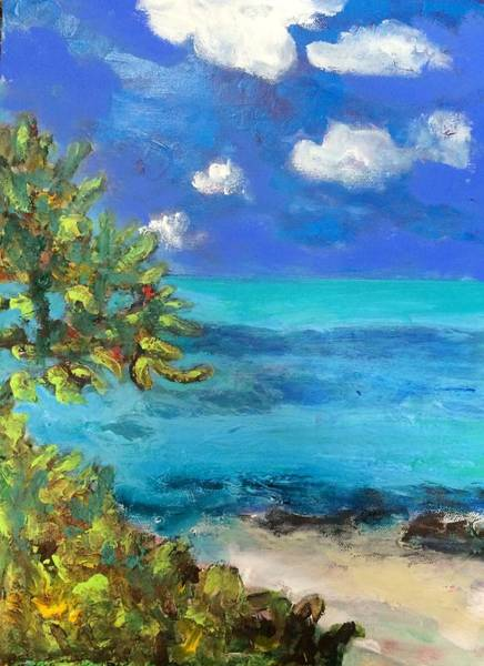 Painting - Yucatan by Dilip Sheth