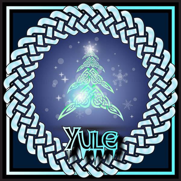 Yule Digital Art - Yule Festival by Ireland Calling