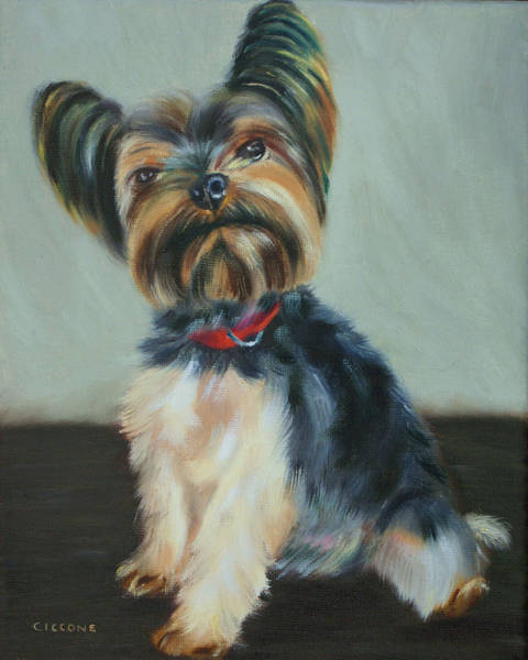 Painting - Yurman by Jill Ciccone Pike