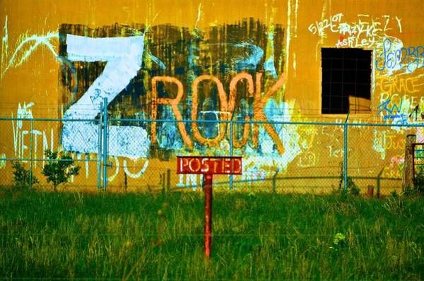 Photograph - Z Rock Posted by Ricardo J Ruiz de Porras