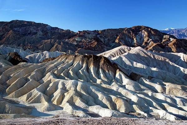 West Point Photograph - Zabriskie Point by Jim West