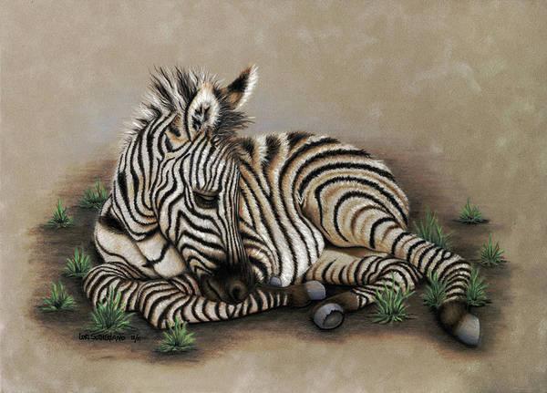 Painting - Zamir by Lori Sutherland