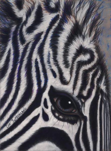 Painting - Zatari by Lori Sutherland