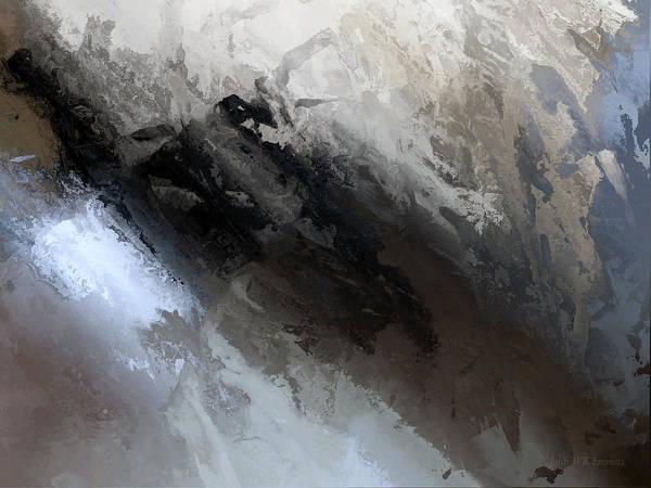 Painting - Z II by John WR Emmett