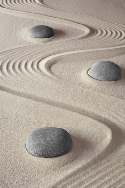 Zen Garden Art Print by Dirk Ercken