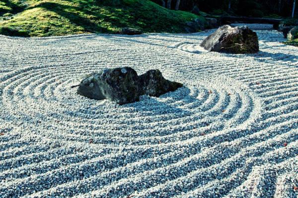 Photograph - Zen Garden by U Schade