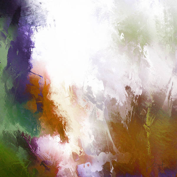 Painting - Zen by John WR Emmett