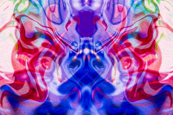 Digital Art - Zen Master by Omaste Witkowski