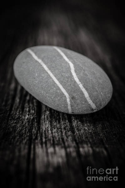 Photograph - Zen Rock by Edward Fielding