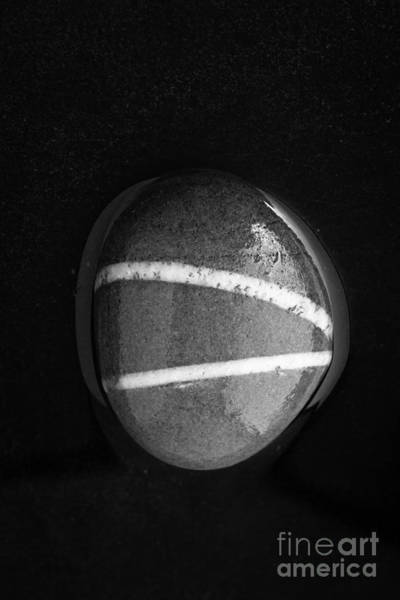 Photograph - Zen Stone by Edward Fielding