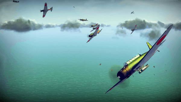 Junkers Digital Art - Zero Lurking by Don Kuing