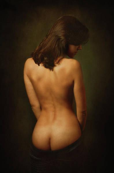 Back Photograph - Zhenia by Zachar Rise