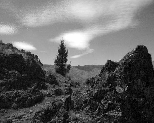 Photograph - Zig Zag Sky by Tarey Potter