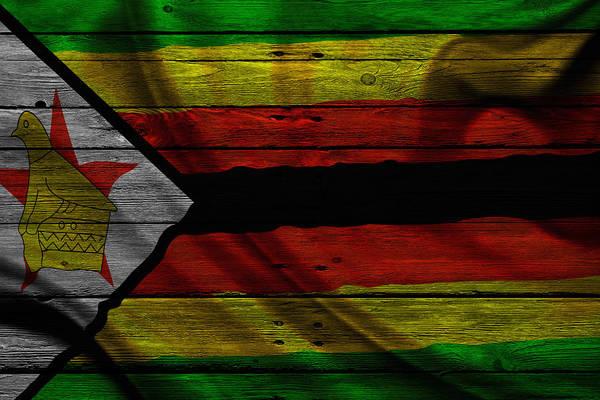 Wall Art - Photograph - Zimbabwe by Joe Hamilton